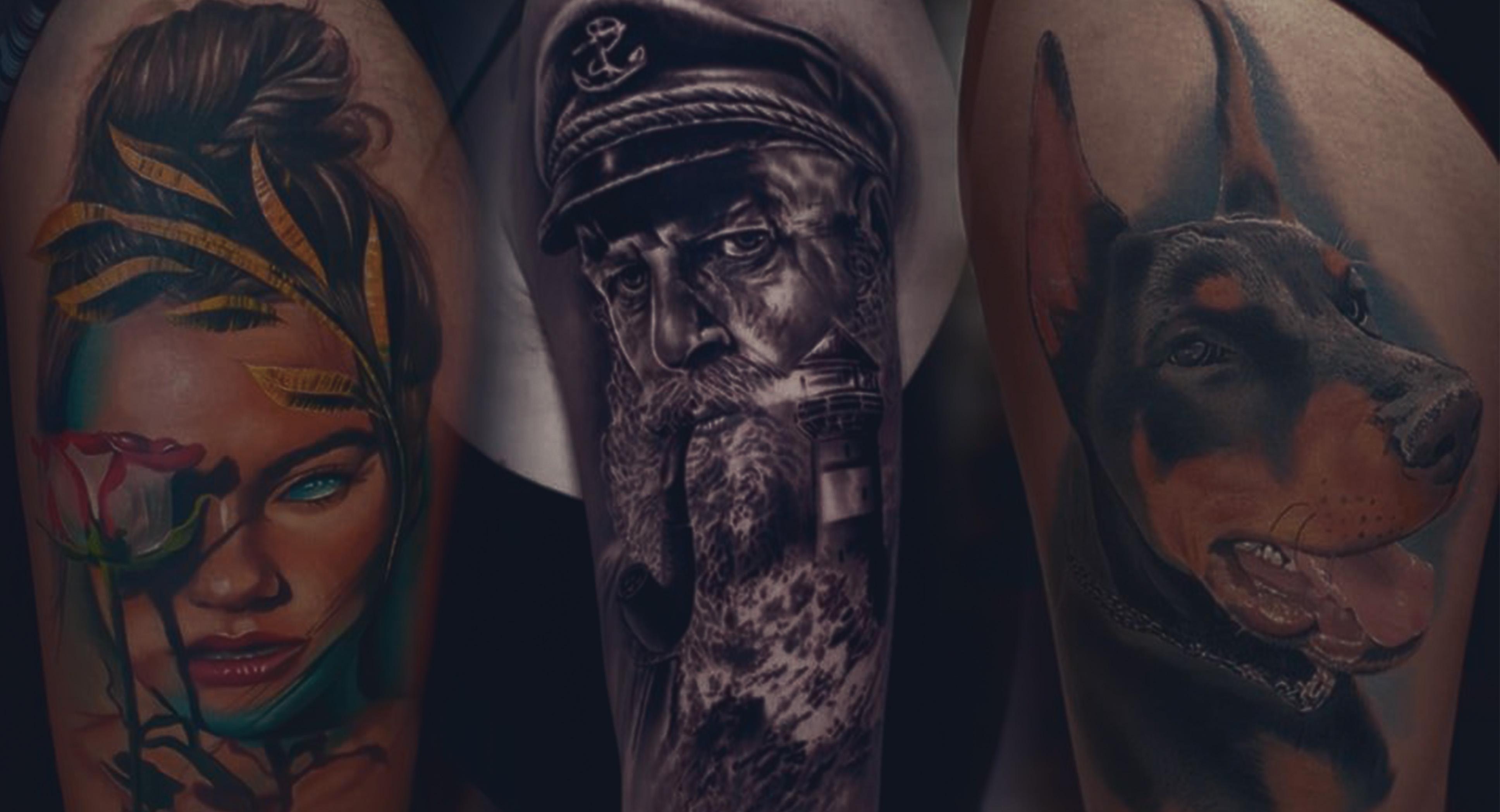 Tattoo Artists Zürich Switzerland